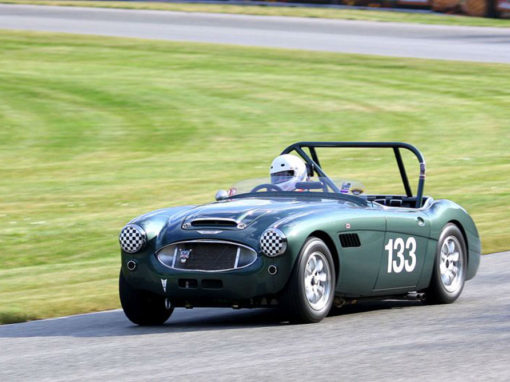 1962 Austin Healey 3000 Race Car