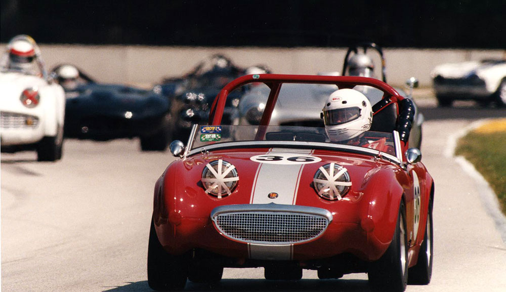 Vintage Racing   Sport and Specialty