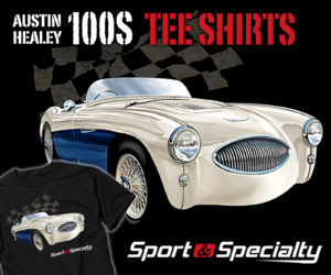 Historic Horsepower Sport and Specialty Tee Shirt