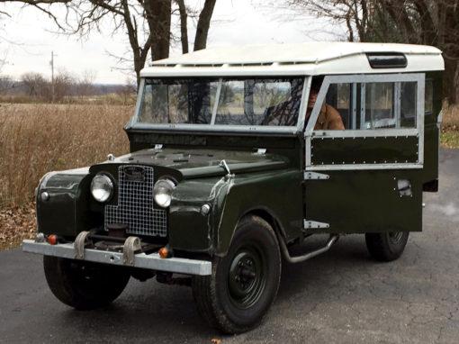 1957 Land Rover