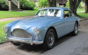 Sport and Specialty - Peter Conover's Aston Martin DB MK III restoration