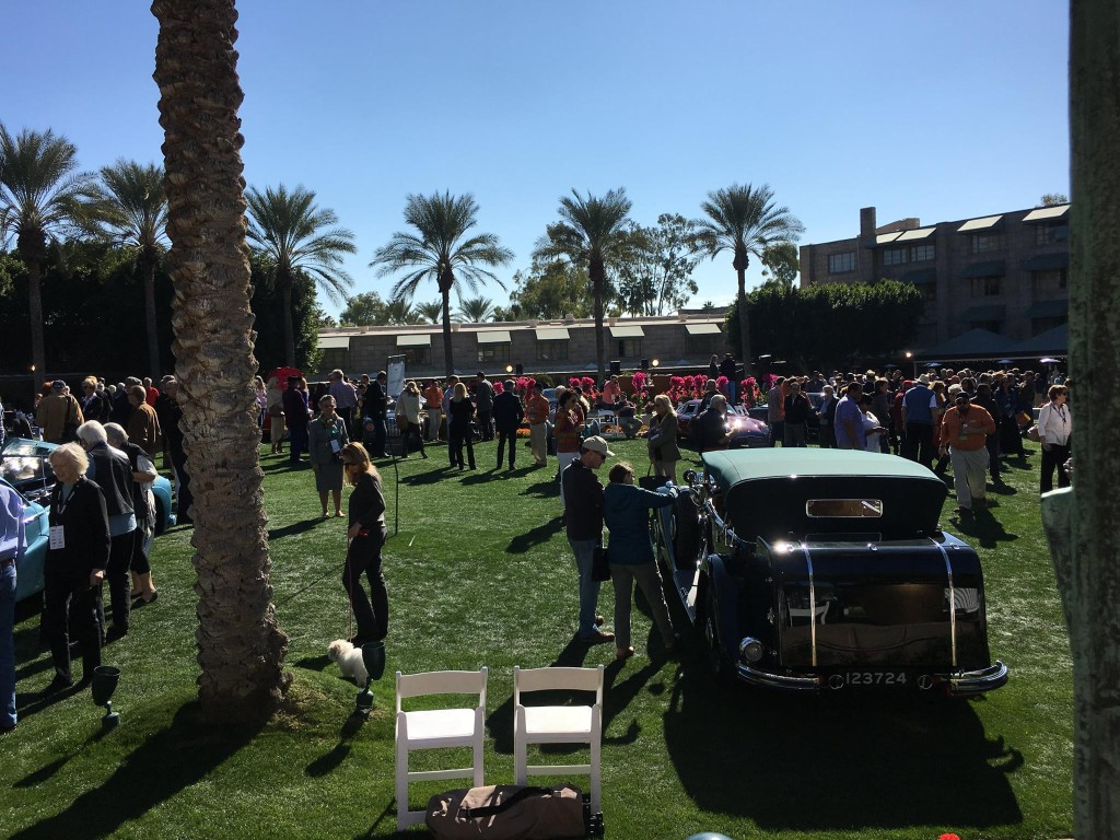 Arizona Concours d'Elegance - Sport and Specialty