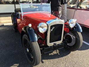 Sport and Specialty - Vintage Austin 7