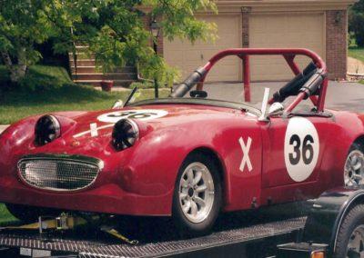 Sport and Speciatly - 1960 Austin Healey Sprite