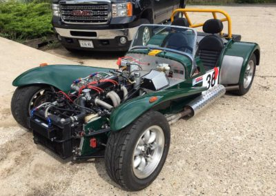 Sport and Specialty - 1993 Caterham Seven Super Sprint