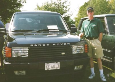 1996 Range Rover