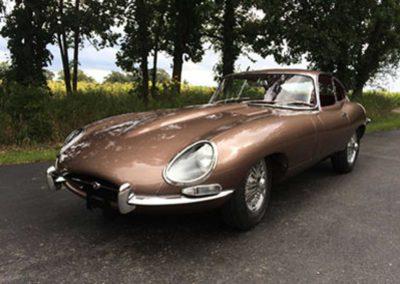 1961 Jaguar Series 1 E Type
