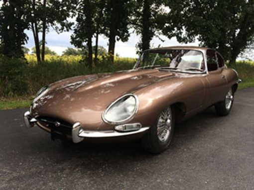 1961 Jaguar Series 1 E Type