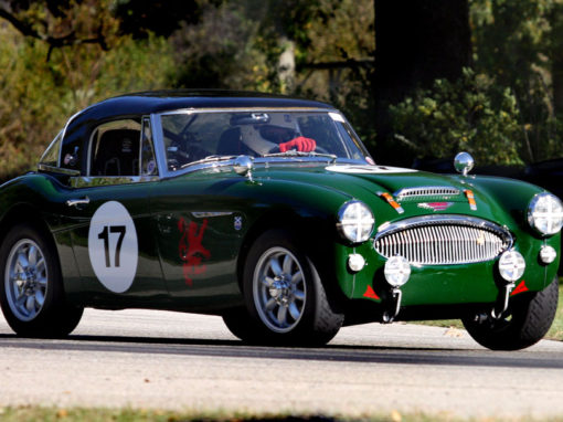 1966 Austin-Healey BJ8 Race Car