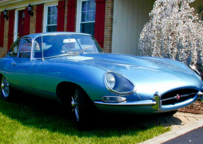 Sport and Specialty 1960 Jaguar-Series 1 E-Type