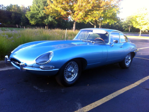 1960 Jaguar Series 1 E-Type