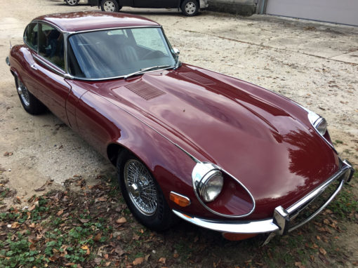 1972 Jaguar E-Type Series 3