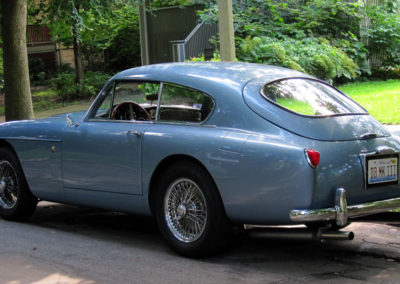 Sport and Specialty - 1957 Aston Martin DB Mark III