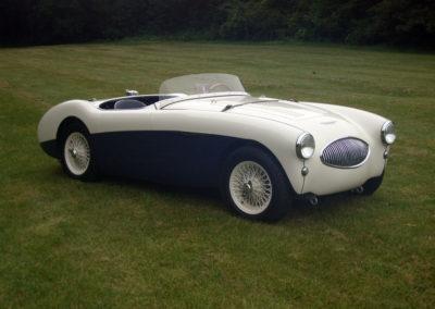 1956 Austin Healey 100S Tribute