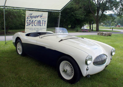 Sport and Specialty - 1956 Austin Healey 100S Tribute