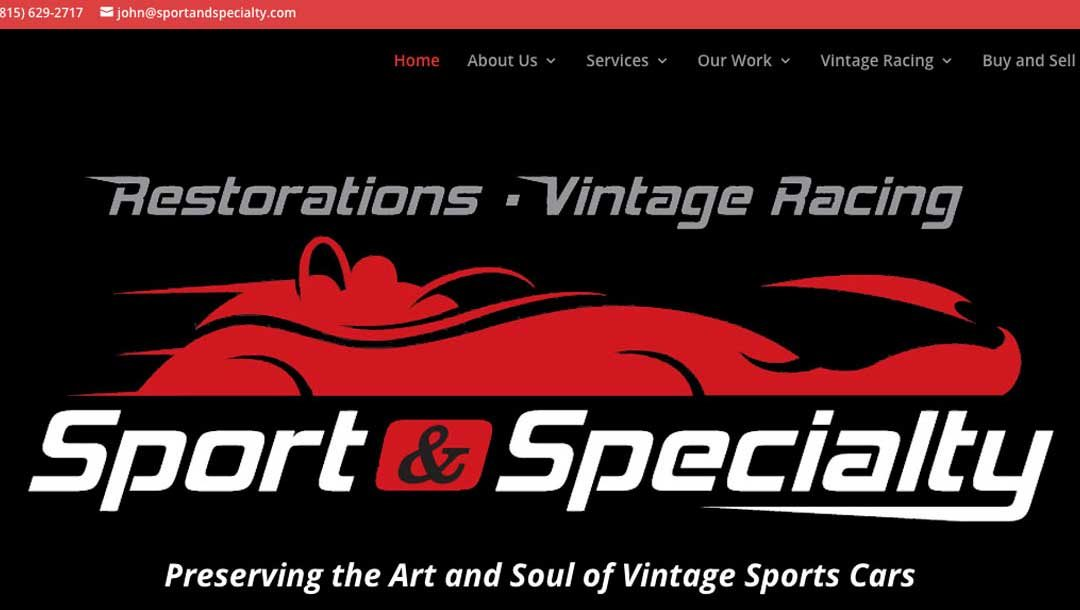 The New Sport & Specialty Website is Here!