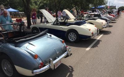 The 2017 Austin-Healey Conclave