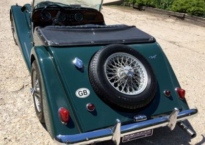 1965 Morgan Plus 4 - Sport and Specialty