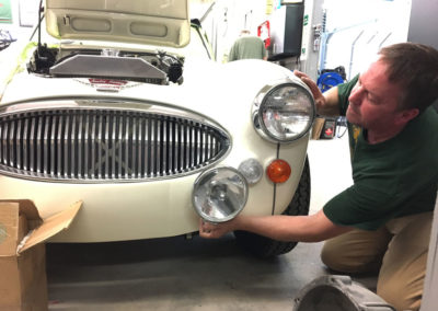 Sport and Specialty restoration
