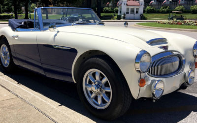 The Restorer's Healey – John's 1967 BJ8