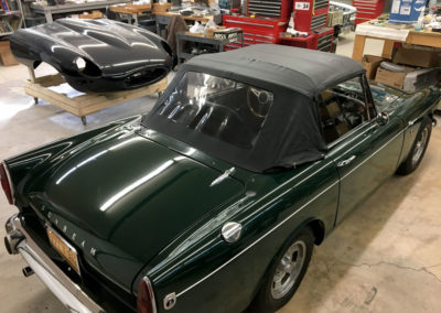1965 Series 1 Sunbeam Tiger - Sport and Specialty