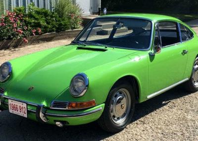 1969 Porsche 912P