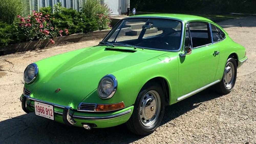 1969-Porsche-912P - Sport and Specialty