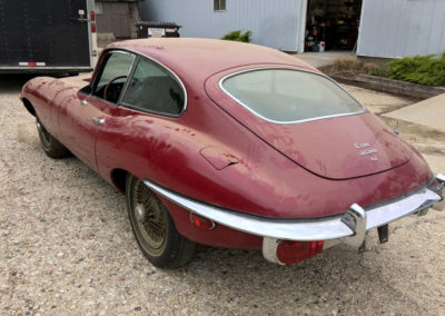 1969 Jaguar Series 2 E Type - Sport and Specialty
