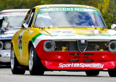 1969 Alfa Romeo GTV Race Car