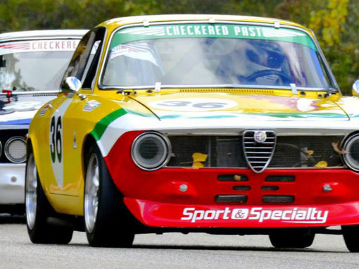 1969 Alfa Romeo GTV Race Car