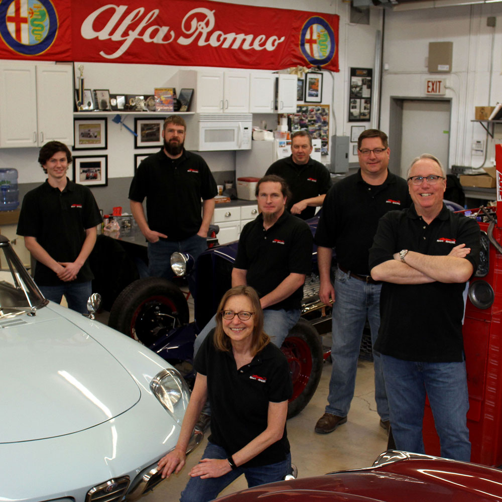 Sport and Specialty - About Us - The Crew