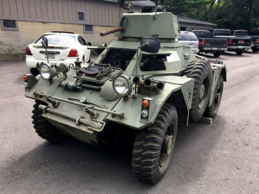 Ferret Armored Car