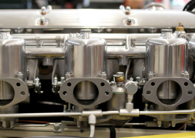 Sport and Specialty -Jaguar  E Series engine