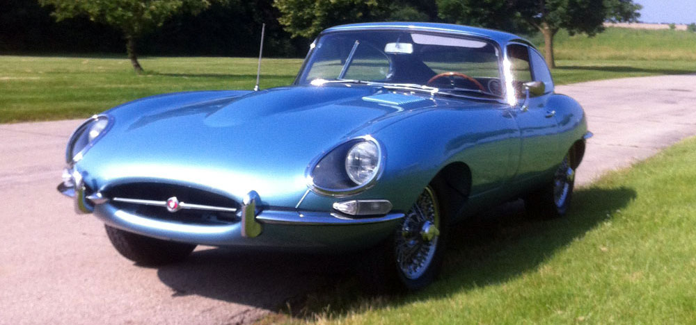 1960 Jaguar Series 1 E-Type - Sport and Specialty