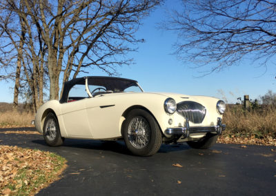 Sport and Specialty 1954 Austin-Healey BN1