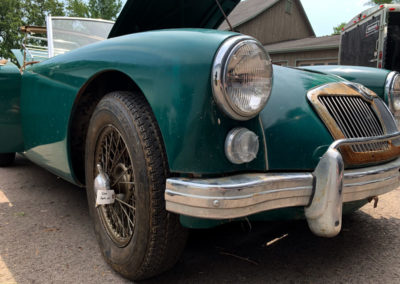 Sport and Specialty 1960 MGA 1600