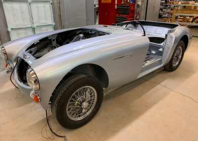 Sport and Specialty 1967 Austin Healey BJ8