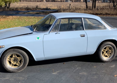 Sport and Specialty 1971 Alfa Romeo 1750 GTV