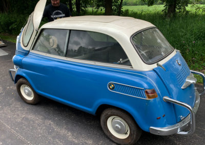 Sport and Specialty 1958 BMW Isetta 600