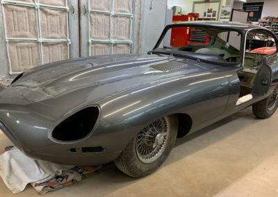 1965 Jaguar E Type Coupe