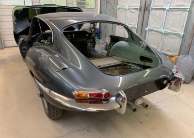 Sport and Specialty 1965 Jaguar E Type Coupe