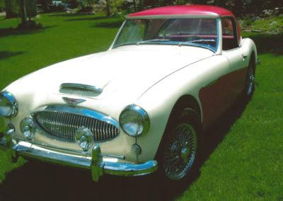 1962 Austin Healey 3000 Tri-Carb