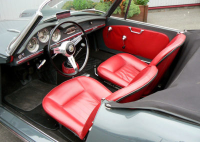 Sport and Specialty 1965 Alfa Romeo Giulia Spider Veloce