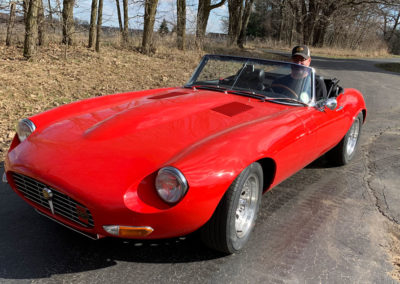 1968 Jaguar E-Type Custom