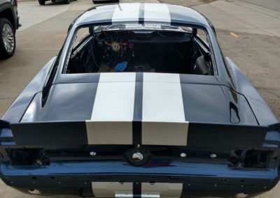Sport and Specialty 1968 Mustang Fastback
