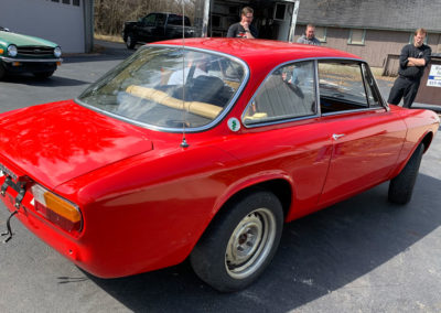 Sport and Specialty 1974 Alfa Romeo GTV 2000