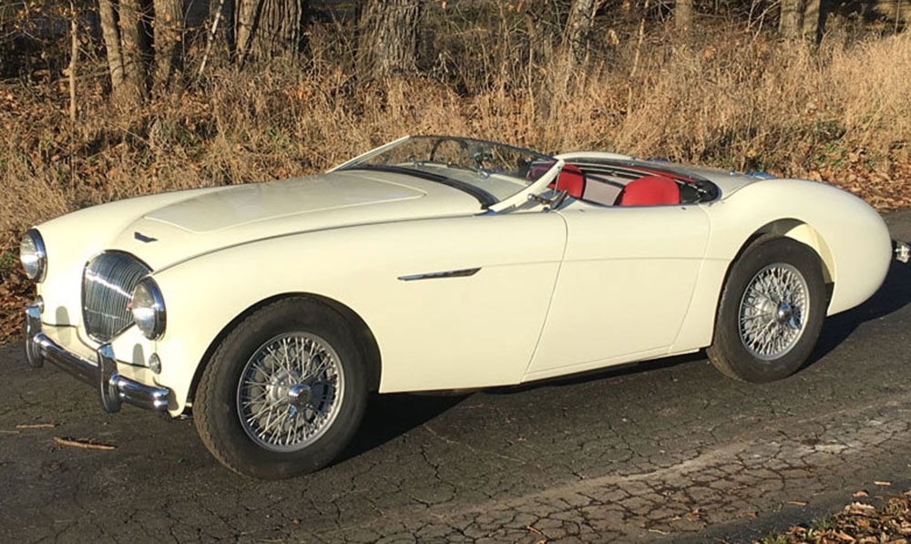 Sport and Specialty 1954 Austin Healey BN1