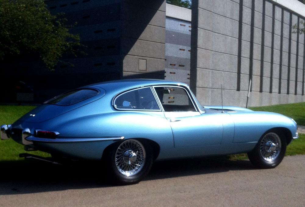 1960 Jaguar Series 1 E-Type